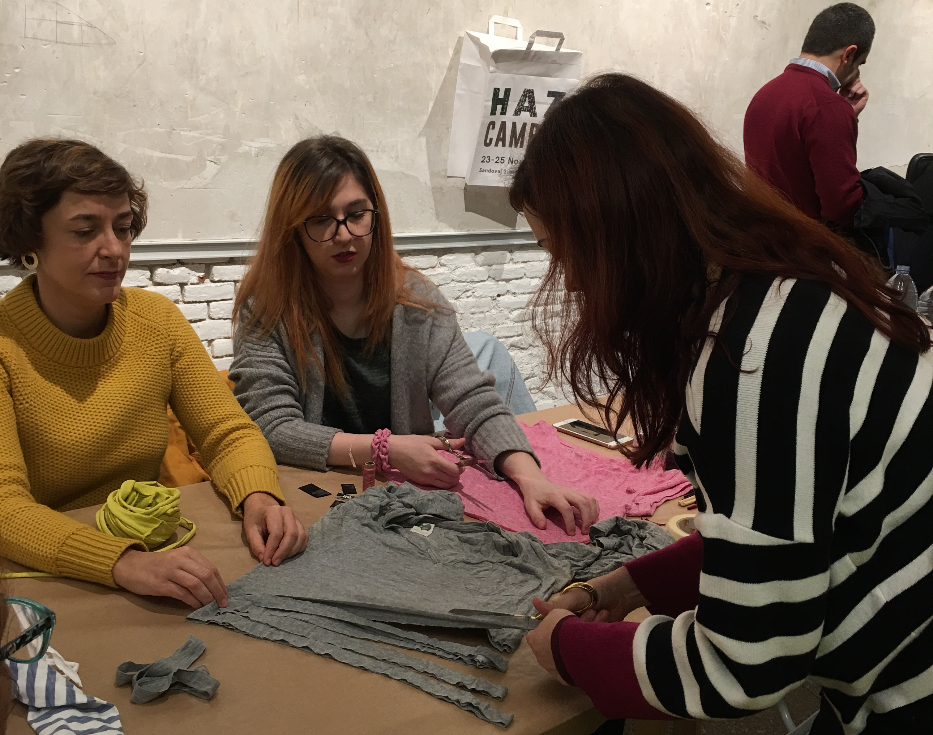 taller_collar_upcycling_upcyclick_greenpeace