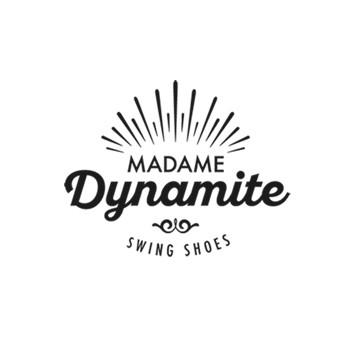 Madame Dynamite negro