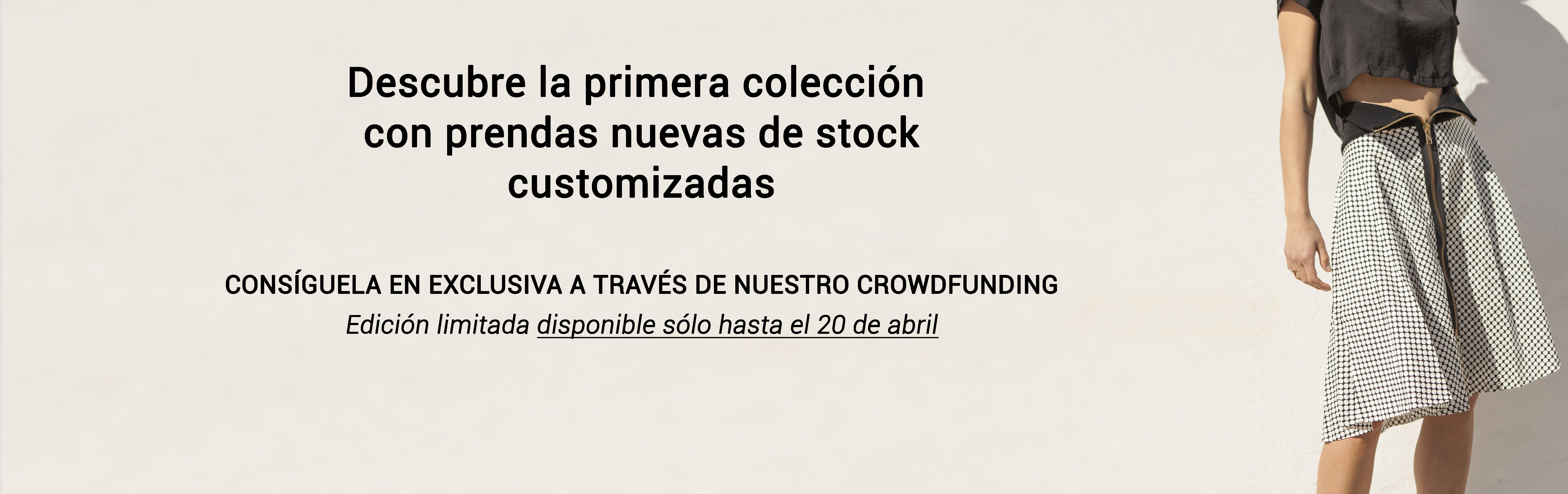 nueva colección crowdfunding